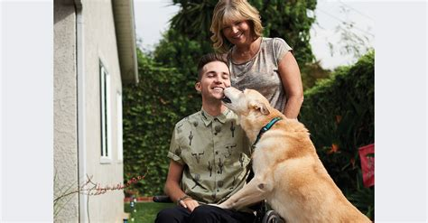 Marty Chapman Mba by Of Chapman Student With Spinal Cord Injury Earns