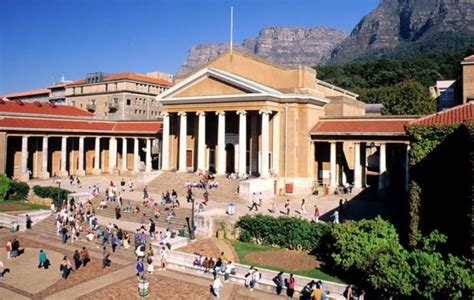 Top Mba Schools In South Africa 2016 by Check Out The Sa Universities That Dominated Africa S 2016