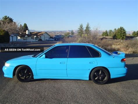 subaru legacy custom 1998 subaru legacy gt custom w 2 0 turbo arizona no rust