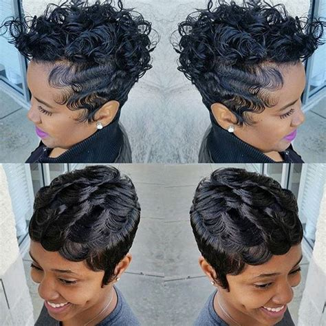 black soft wave hair styles 80 cool short haircuts for black women best in 2016