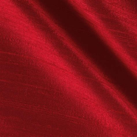 Home Decor Fabric By The Yard by Dupioni Silk Fabric Red Discount Designer Fabric