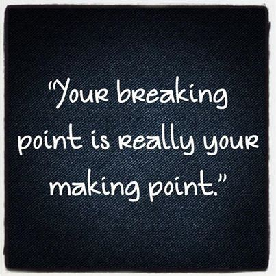 breaking point breaking point some assembly required