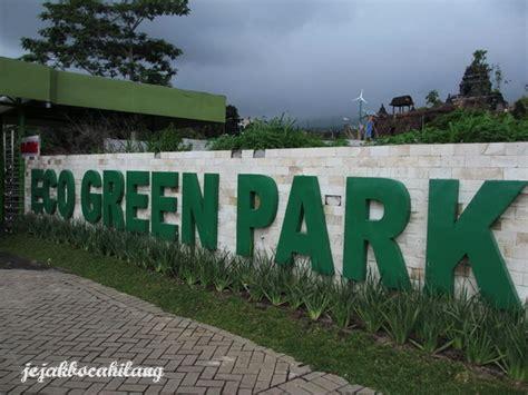 postcards from eco green park jejak bocahilang