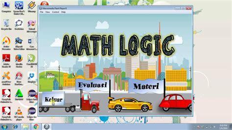tutorial flash untuk media pembelajaran media pembelajaran logika matematika x sma youtube