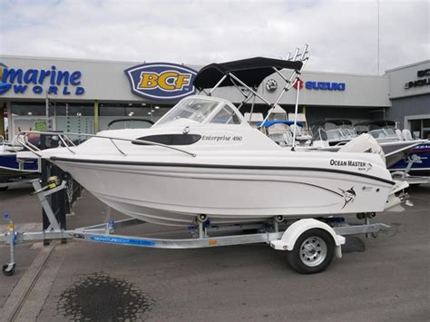 runabout boats in the ocean ocean master 490 runabout jv marine melbourne
