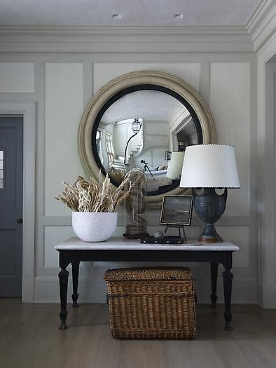 entry way mirror favorite wall treatment trends friday favorites