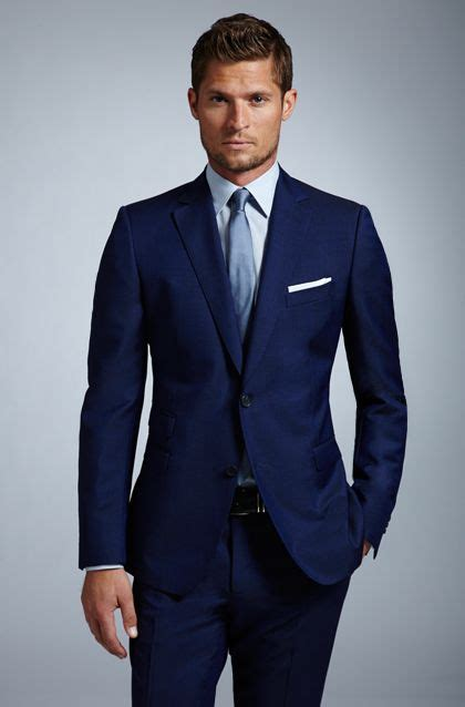 10 best images about blue suit shirts ties on