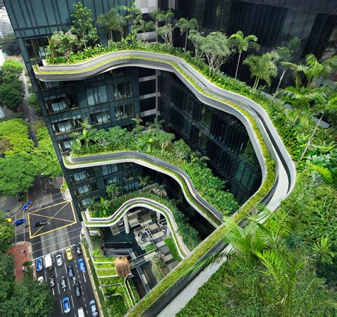 This Hotel in Singapore has the Coolest Sky Gardens Ever «TwistedSifter