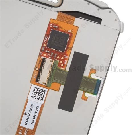 Lcd Bb 9900 bold touch 9900 lcd assembly blackberry 9930 lcd touch
