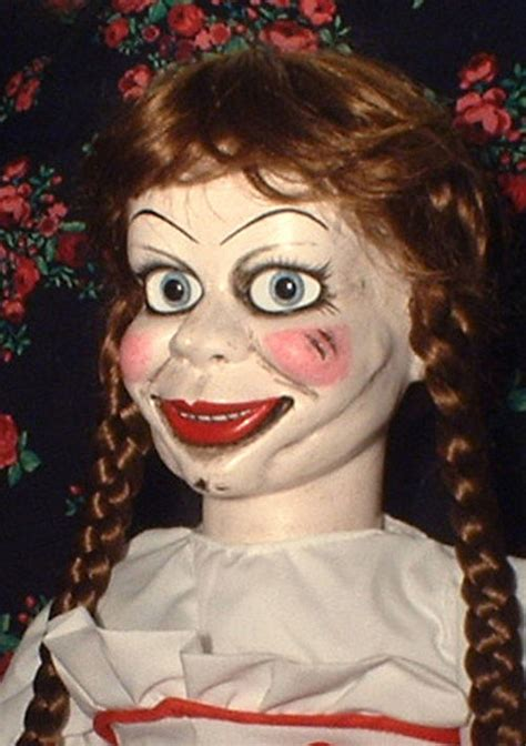 annabelle doll sell haunted annabelle doll quot follow you quot prop