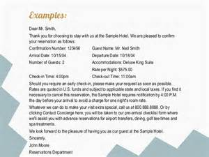 Hotel Room Booking Cancellation Letter Sample Biz Wri Hotel Booking Online