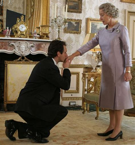 film the queen s sister tony blair accused of stealing lines from the queen to
