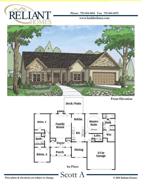 17 best images about reliant homes floorplans on