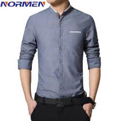 Aliexpress com buy 2017 new brand men s casual shirt long sleeve