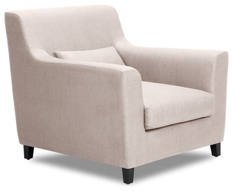 Trafalgar Armchair Contemporary Armchairs And Accent Chairs Other Metro