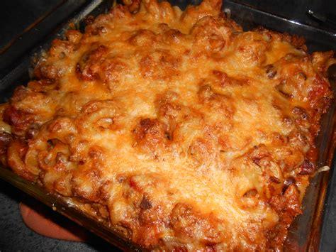 chili cheese casserole macaroni and cheese chili casserole