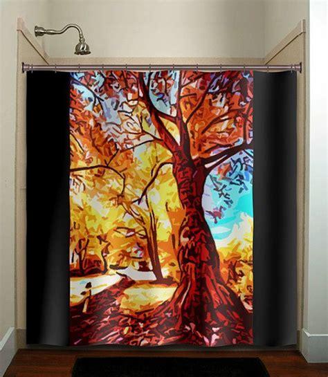 fall curtain ideas curtains with autumn colors autumn colors fall tree