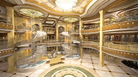 Royal Princess Interior two preview cruises onboard royal princess ahead of launch extravaganzi