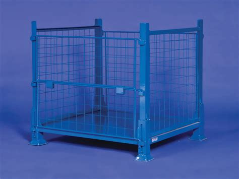 Wall Unit Storage by Buy Collapsible Pallet Cage Free Delivery