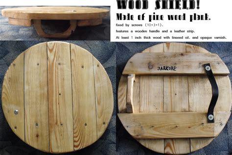 woodworking shield wooden shield by dracolunarisignitus on deviantart