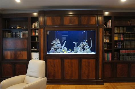 custom wall units for family room custom wall unit aquarium traditional family room family room wall units cbrn resource network