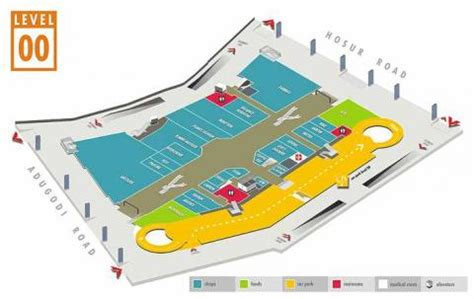 Mall Bangalore Floor Plan by The Forum Mall Hosur Road Koramangala Shopping Malls In