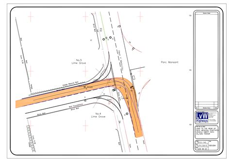 roadway design expert highway and junction design lvw highways ltd