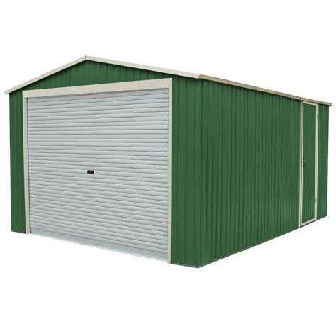 box auto in lamiera zincata prezzi box casetta garage in lamiera zincata 350x574xh245cm