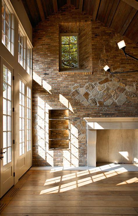 Brick House Interior by Indoor Brick Wall Entry Tropical With Brick Brick Wall