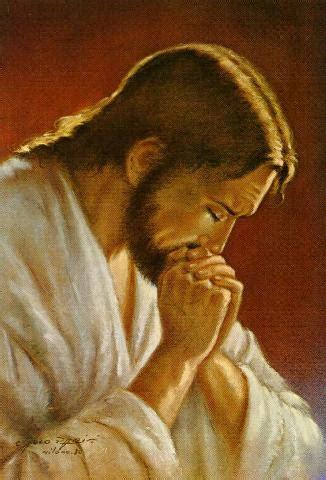 imagenes de jesus orando para niños jes 250 s te espera jes 250 s orante oraci 243 n de abandono a