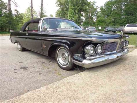 1962 chrysler imperial for sale 1962 chrysler imperial for sale on classiccars 5