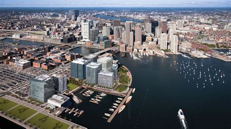 11 fan pier boulevard fan pier boston seaport luxury residential and