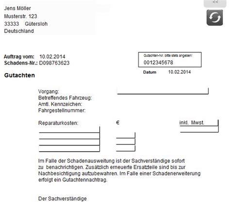 Kfz Lackiererei Bremerhaven by Sachverst 228 Ndigensoftware Gutachtersoftware Kfz