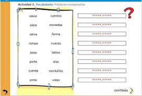 guardarropa oraciones el aula de pt de luci palabras simples y palabras compuestas