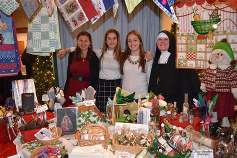 christmas craft fair 2016 st pius v school long island