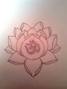 Om Lotus Designs Lotus And Om Design By Justfee X On Deviantart