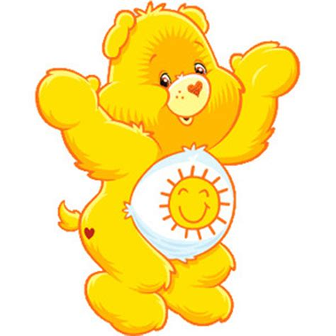 Care Bears Clipart free care funshine clipart i