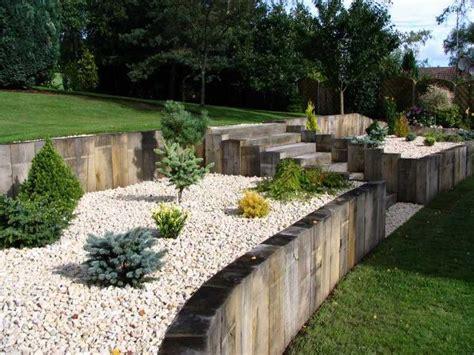 best 25 terraced backyard ideas on sloped