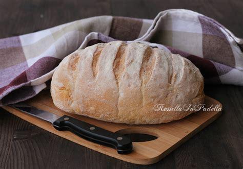 pane di semola fatto in casa pane di semola di grano duro ricetta facilissima