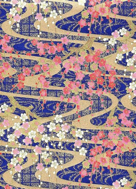 Grace Floral Gold Print Gold Obi by 1000 Images About Asian Aesthetic On Origami