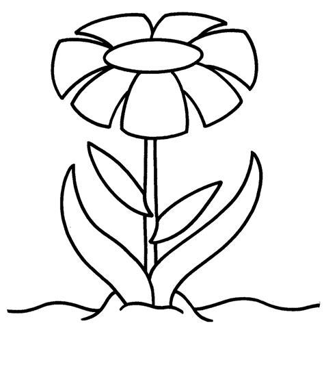 imagenes de flores sin pintar dibujos para colorear maestra de infantil y primaria