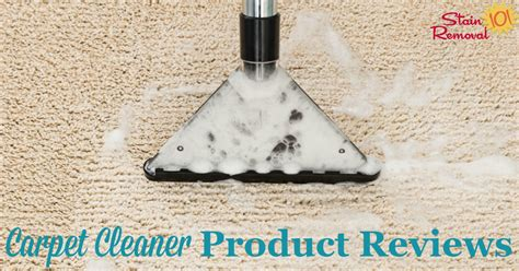carpet and upholstery cleaners reviews carpet cleaner review and ratings which products work best