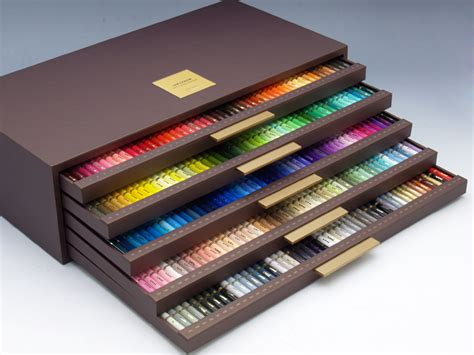 uni colors the gallery for gt box of colored pencils