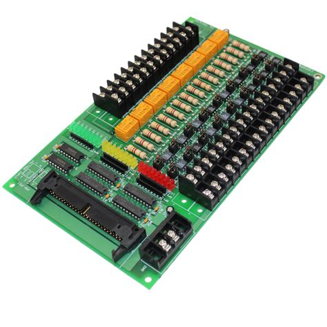 termination board   ch isolated   ch relay outputs