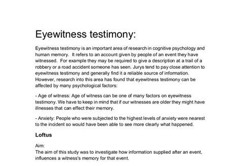 My Testimony Essay by Report Writing Help