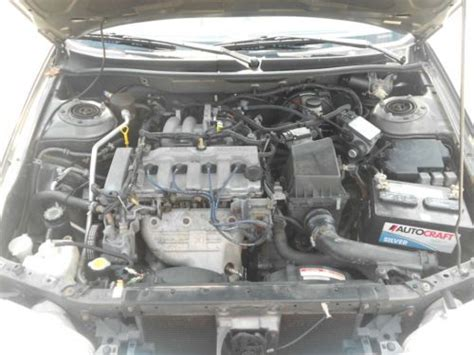 find used 2001 mazda 626 gas efficient 4 cyl auto