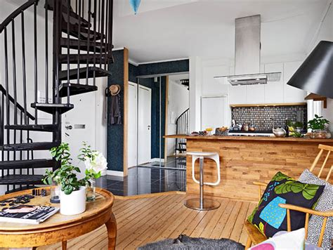 2 floor apartments ingeniously designed two floor apartment with decadent