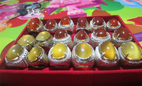 Batu Akik Yellow Rafles godhogan woke