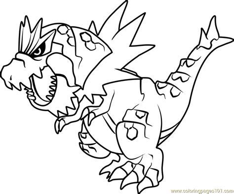 sandile pokemon coloring page free pok 233 mon coloring famous artist coloring pages tyrantrum pokemon coloring