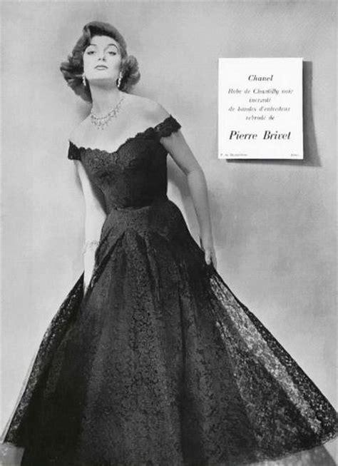 tammy17tummy chanel 1954 vintage